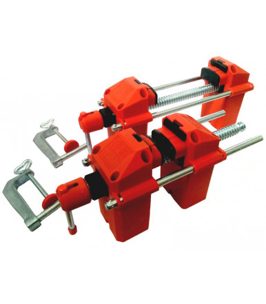 Bessey Ski-fit multipurpose universal pair of vise for ski