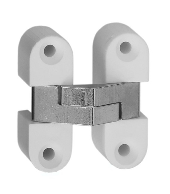 Ceam invisible oval hinges for furniture hole 33x10,8 mm Art.2025