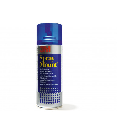3M™ Spray Mount™ Colla spray rimovibile