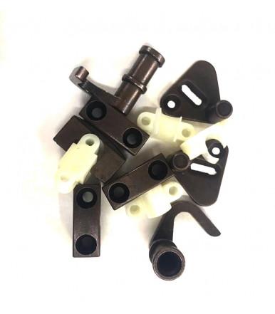 Screw-in accessory kit for KYR 20 furniture locks