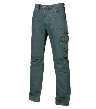 Denim stretch jeans U-Power Trafic