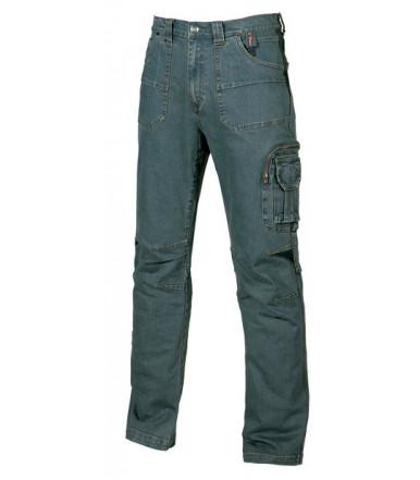Pantalone in tessuto jeans stretch Traffic U-Power ST071RJ