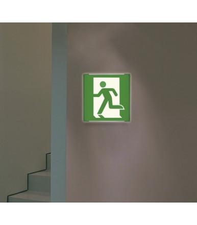 Segnaletica a parete Signcode® secure