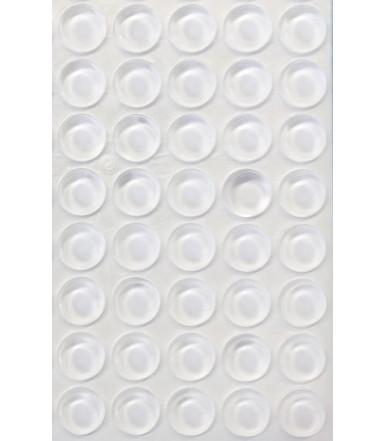 Paracolpi adesivi in silicone