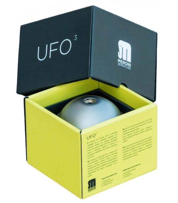 Serratura sicurezza furgoni Meroni UFO 3 configurazione SMART DUO