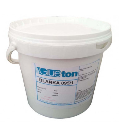 Glueton BLANKA 095/1 cold synthetic adhesive based on polyvinyl acetate