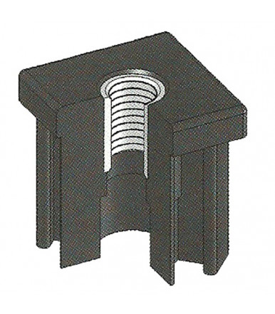 NGI - Plastic bushings Type PP
