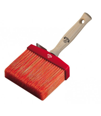 Cervus S/55 Professional wall brush in synthetic fibre for water paint