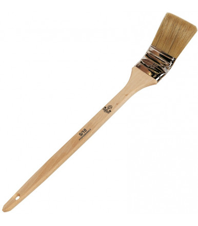 Cervus S/10 Professional angle brush in fair bristles