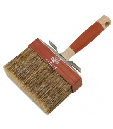 Cervus S/OROLUX LUNGA DURATA Professional wall brush mixture fair bristles and polyester fibers
