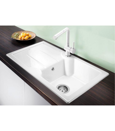 BLANCO IDESSA 45 S rectangular Kitchen sink Ceramic