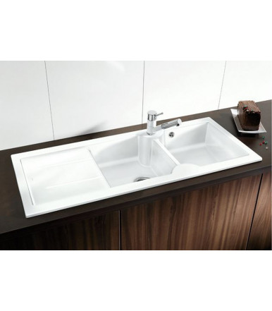 BLANCO IDESSA 8 S rectangular Kitchen sink Ceramic