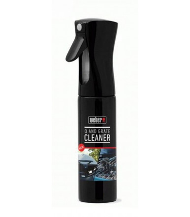Weber Cleaner for barbecue Q grill plates and Flavorizer bars - 300 ml