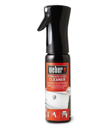 Weber Cleaner for barbecue stainless steel parts - 300 ml