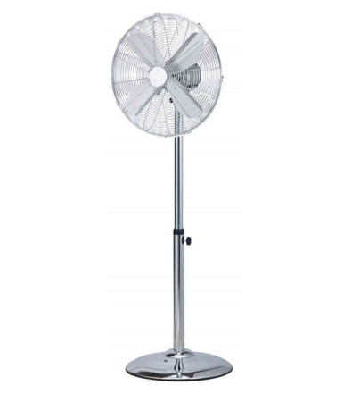 CFG Upright Fan Chrome 40 earth