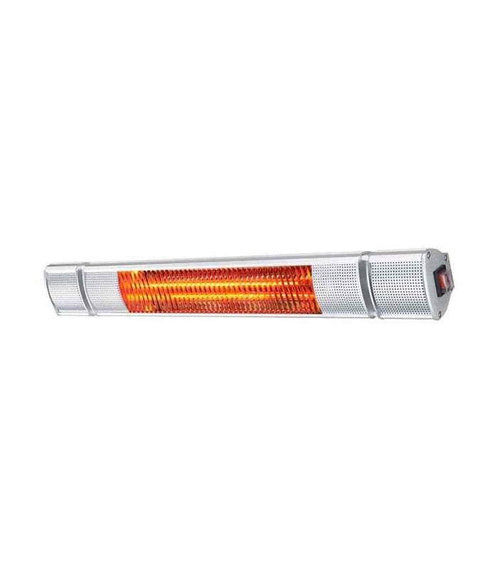 Stufa ad infrarossi 2000w da interno esterno soleoro cfg for Stufa catalitica o infrarossi