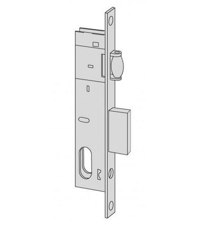 Serratura in alluminio da infilare Cisa 44236