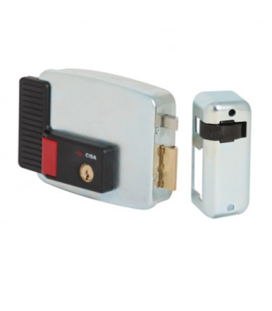 Cisa electric lock to apply to apply 11731