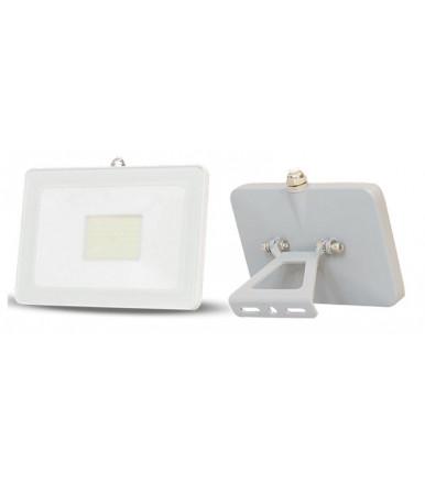 Faro LED - 30W 120° 4500K cover bianco slim Serie Pad
