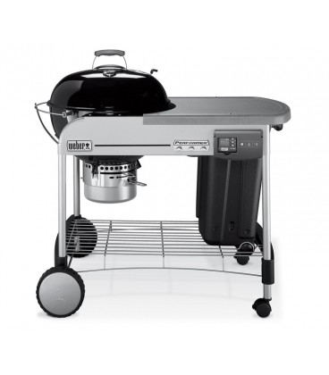 Barbecue à charbon Weber Performer Deluxe Gourmet Ø 57 Black Gbs ... 73fa8a0c27f3