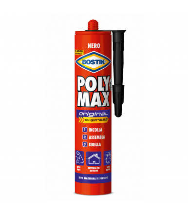 Adesivo e sigillante Bostik Poly Max Original colorato