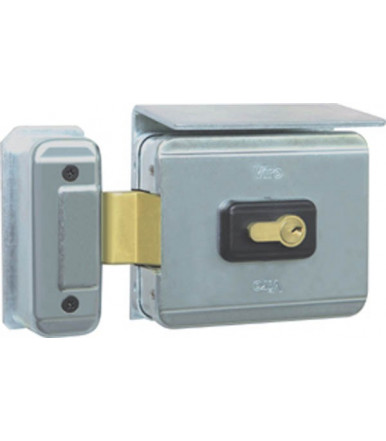 Viro V90 Electric locks - Rotating dead-bolt - for outward opening for doors and gates backset 70 mm