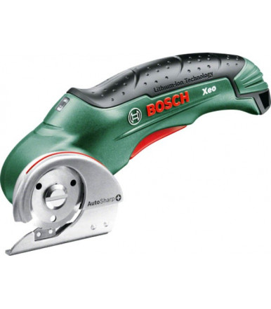 Bosch Xeo universal cutter for DIY enthusiasts