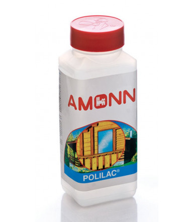 Aligeramiento y canoso limpiador de madera Amonn Polilac