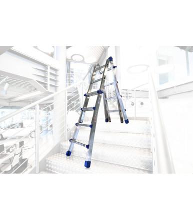 Marchetti Equipe telescopic ladder