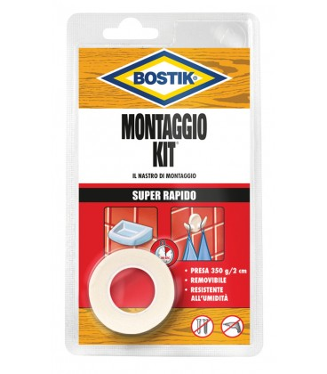 Bostik Kit Super rapido tape
