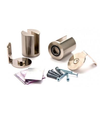 Frei ohne rückstellfeder scharnier für glastüren PRACTIC MONO50