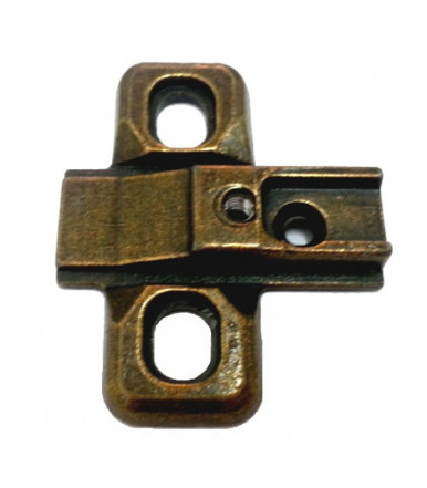 Anselmi base for hinges for furniture Art.102.50.79