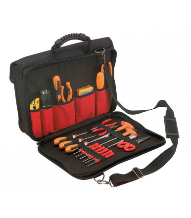 Professional tool bag in special reinforced material Plano 559TB