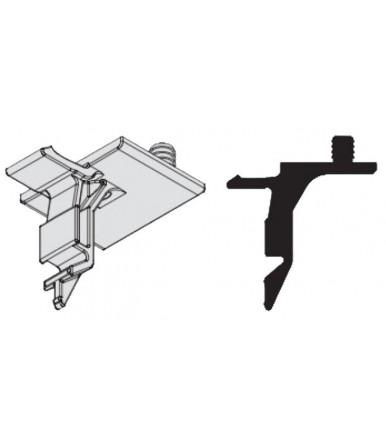 CaimiExport Einhängedübel f. untere Schiene für Schiebetür