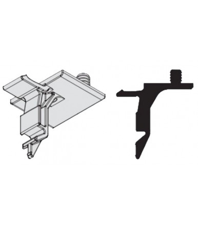 CaimiExport taco fijaciòn guìa inferior para hoja corredera