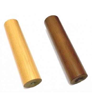 Piede Ø 58 altezza 250 mm con bussola filettata M10