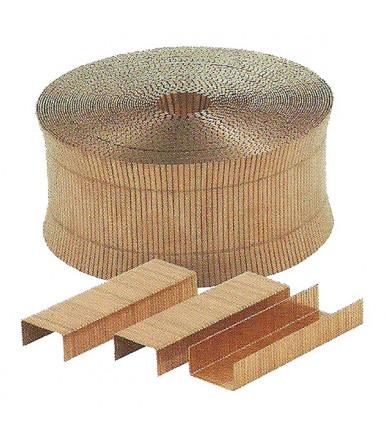 Grapas cinta para carton serie A ancho de la corona 35 mm