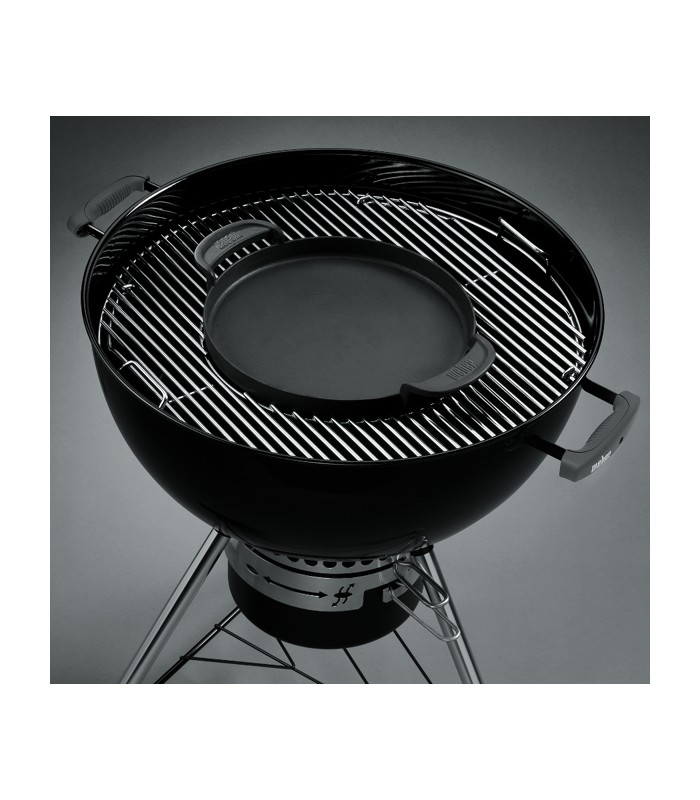 weber griddle in cast iron for gourmet bbq system mancini mancini shop. Black Bedroom Furniture Sets. Home Design Ideas