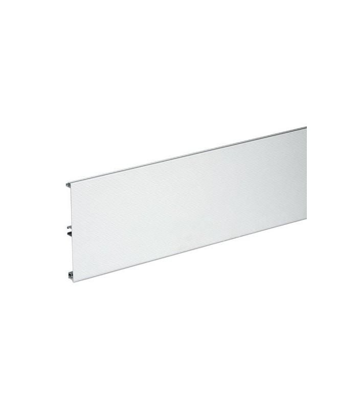 Zoccolo Cucina Alluminio 12 Cm.Zoccolo In Alluminio Mille Righe Volpato 20 10 400 Mr