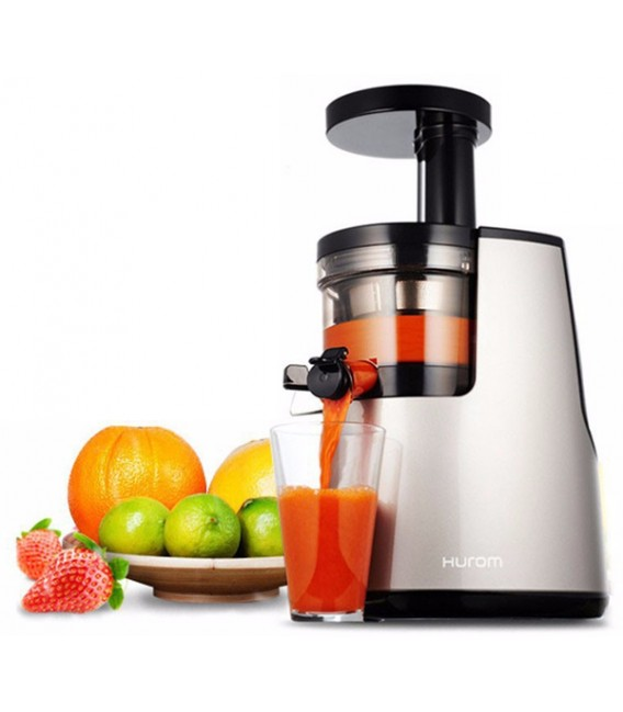 Hurom juice extractor Series HH-SBF11 Second Generation silver