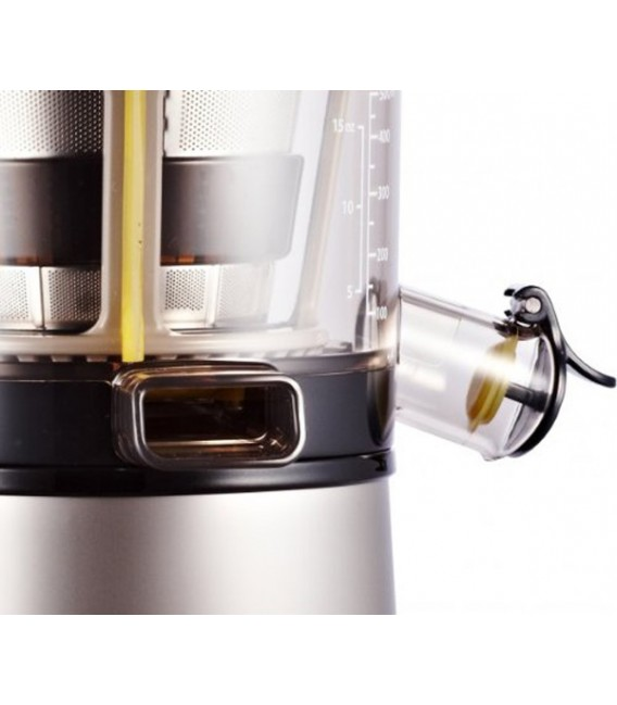 Estrattore di succo Serie HU-500DG prima generazione Grigio scuro Hurom