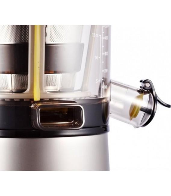 Hurom extractor de jugos Serie HU-500DG primera generación Gris oscuro