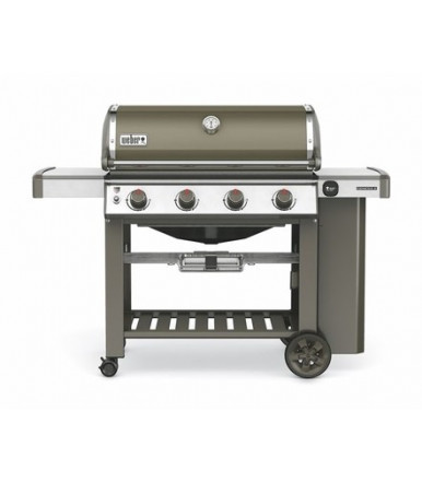 Weber Gas Barbecue Genesis II E-410 GBS Black