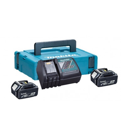 Kit Energy Makita 18V 5,0 Ah