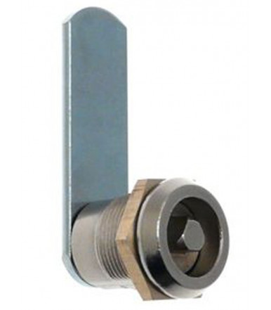 Giussani serrature cerradura para cuadros eléctricos con inserto triangular