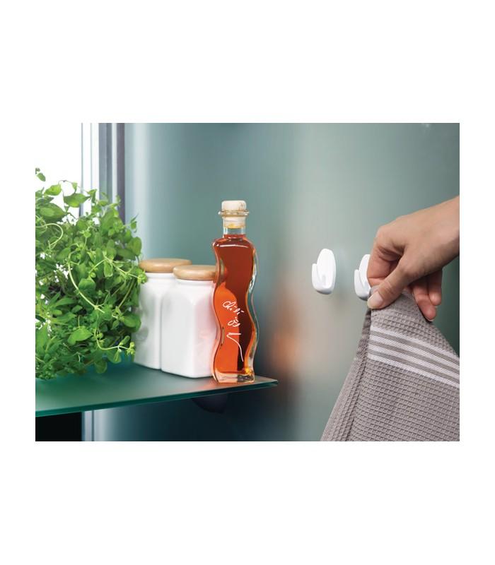 tesa powerstrips small haken oval wei mancini mancini. Black Bedroom Furniture Sets. Home Design Ideas