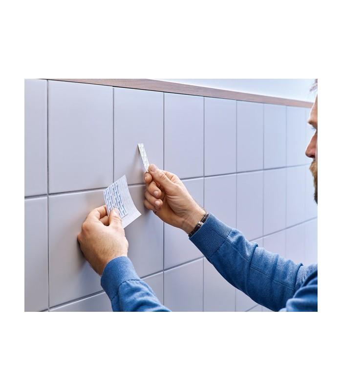 Chiodi adesivi bianchi per piastrelle e metallo 2 kg tesa - Adesivi per piastrelle ...