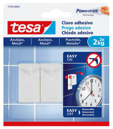 Tesa Adhesive Nail white for tiles and metal 2 kg