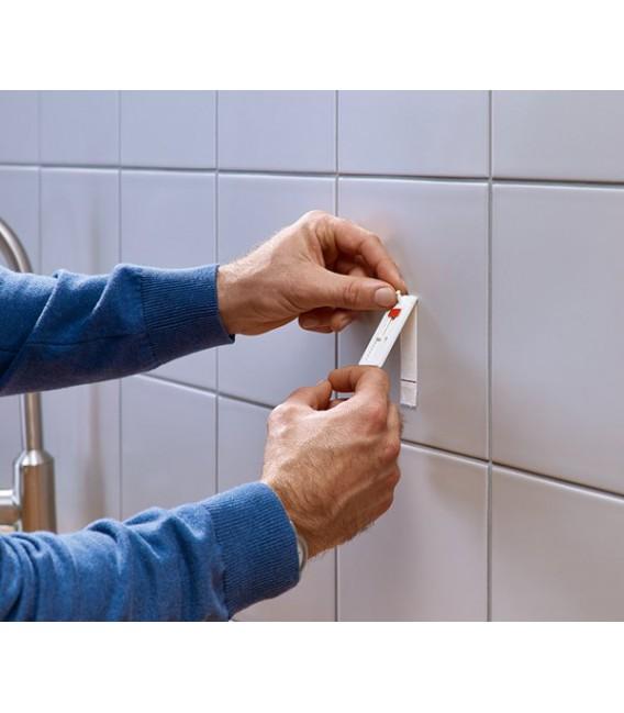 Tesa Adhesive Adjustable Nail white for tiles and metal 3 kg