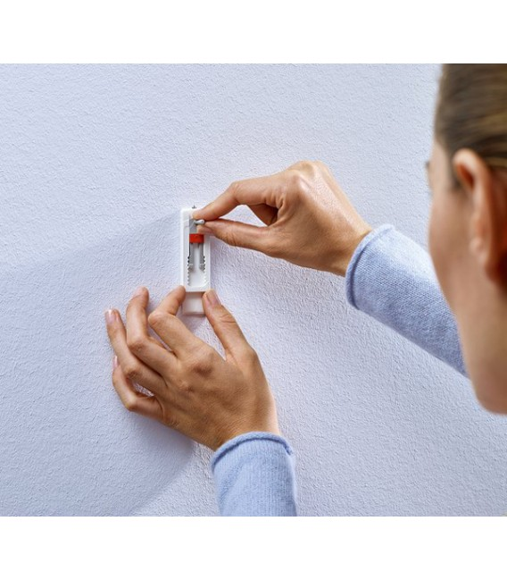 Tesa Adhesive Adjustable screws white for Wallpaper & Plaster 1 kg